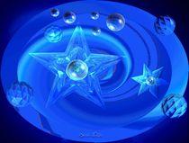 Sterne der Nacht von Gabriele Nedilka