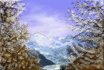 2.Winterbild by Gabriele Nedilka