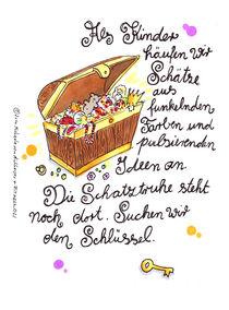 Schatztruhe von Michaela von Aichberger