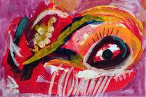 Das Auge des roten Engels von Annette Kunow