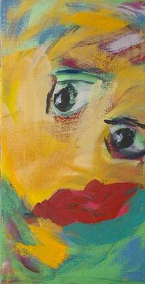 Kopf von Annette Kunow