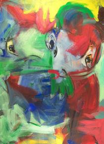 Annäherungsrituale by Annette Kunow