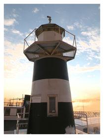 Lighthouse Aker Brygge von mirjam-otto-bildwerk