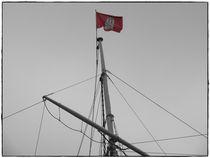 Hamburg zeigt Flagge von mirjam-otto-bildwerk