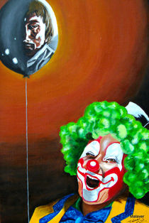 Der Clown by Maria Abt