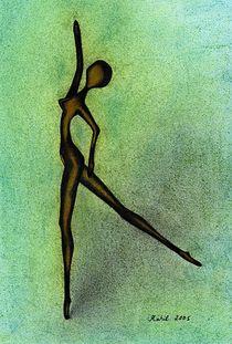Dancer 3 by Marion Hilberath