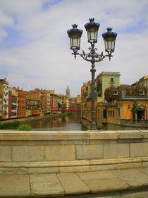 Brücke Girona by michas-pix