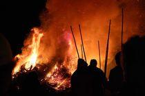 Großes Feuerfest von Thomas Peter