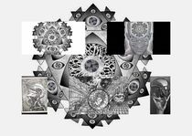 Collagé da Acid von Rene Gorig