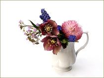 Vintage-Blumenstrauß by blickpunkte