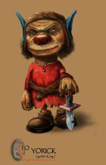 Yorick (goblin king) von Vasiljevic Sasa