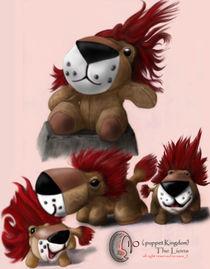 Lion by Vasiljevic Sasa
