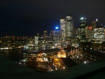 Skyline Sydney Autralien by paddyg