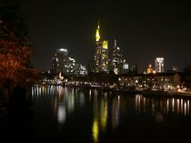 Skyline Frankfurt Main von paddyg