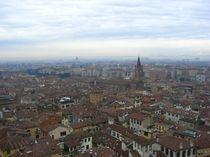 Blick über das alte Verona by paddyg