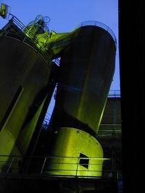 Industrial Eye - Landschaftspark Nord LN03 by artallareas