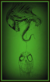 Spider und Venom von aribn