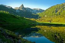 Funtensee im Nationalpark Berchtesgaden von Rene Müller