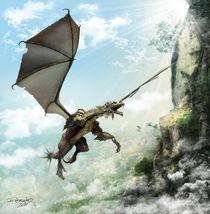 dragon pulenta by Fernando Rodriguez