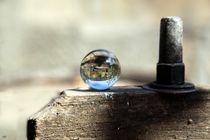 Glas, Holz, Metall von Hella Schümann