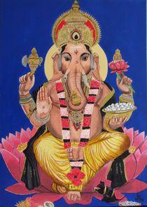 Ganesha von Karl-Heinz Schmelz