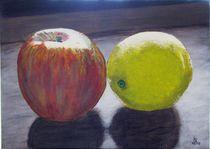 Apfel und Zitrone von Karl-Heinz Schmelz