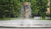 Wasserbrunnen by fotozukunft