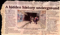 A Hidden History Underground - The Mercury - by marion geyssel