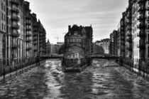 Hamburg Speicherstadt von benyamon