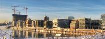 Hafencity Panorama von benyamon