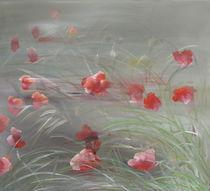 Italien Blumen 3 von Monika Jasmine