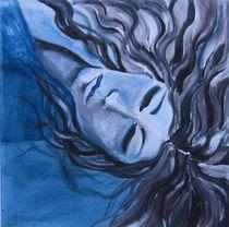der blaue Traum by Azam Abrisham