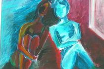 Schwestern by Azam Abrisham