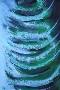 reißende Wellen by Azam Abrisham