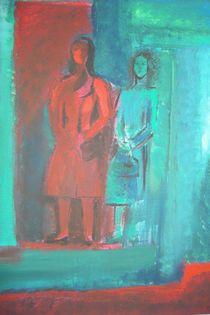 Freundinnen by Azam Abrisham