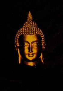 Goldener Buddha von Stefan Grajek