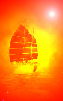 Sailing von Stefan Grajek
