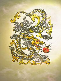 Drachenwolke by Stefan Grajek