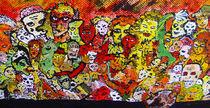 Ausschnitt aus der Monster-Masse 3 von Jan Siebert