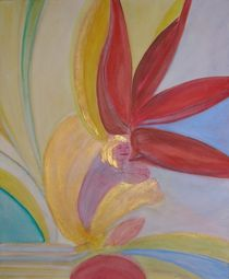 Blütenkind by Ulrike Schwarz