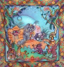 Balinesische Götter von ashankit