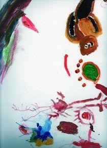 Kinder ärgern Kinder by mangochango