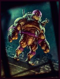 teenage mutant ninja turtles by Oleg Vdovenko