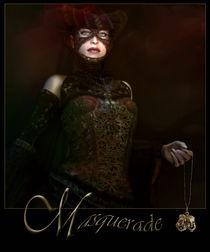 Masquerade by majorgaine