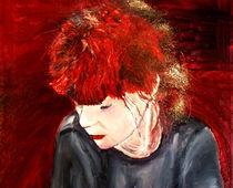 selbstporträt, 19. februar 2003 von ute donner
