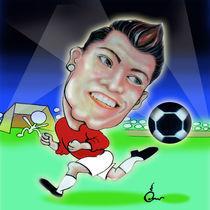 Cristiano Ronaldo von Vipaporn Bork