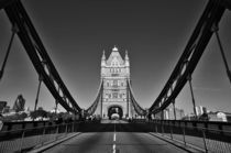 London - Tower bridge von Sebastian Wuttke