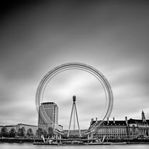London Eye von Sebastian Wuttke