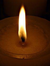 Kerzenschein by Kirsten Hagedorn