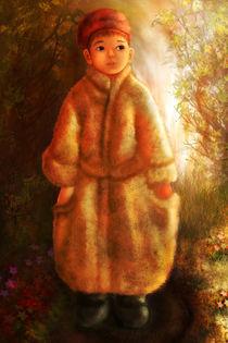 Little Boy by HENNY PURWADI